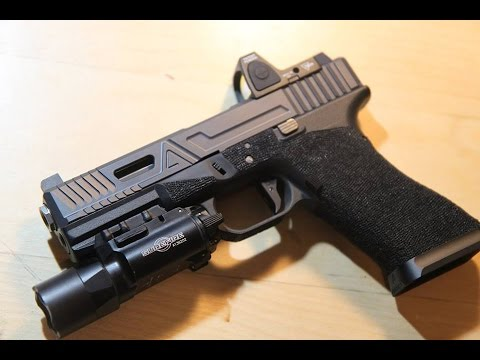 RWA Agency Arms Slide kit for TM G17 (Installation + final thoughts)