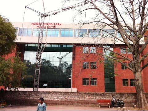 PGI Hospital Of Chandigarh ; Overcrowded and Disorganised