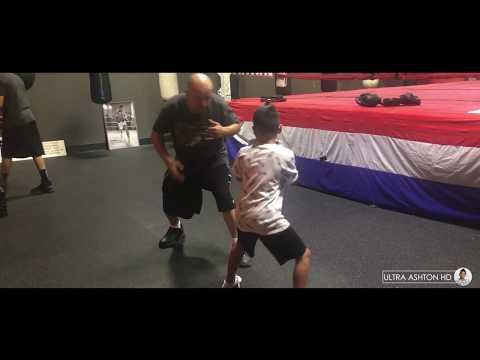 First Days of Training at Shotgun Boxing