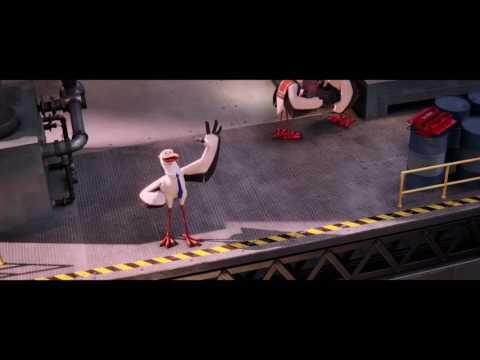 หนัง  Storks บริการนกกระสา เบบี๋เดลิเวอรี่