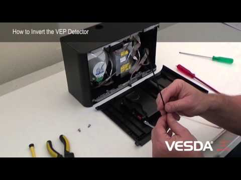 VESDA-E VEP: How to Invert Detector