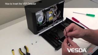 VESDA-E VEP/VEU/VES: How to Invert the Detector