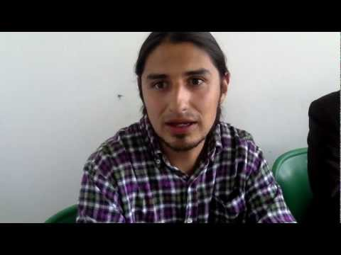 Students from Jilotepec speak about the Mexican 2012 general election