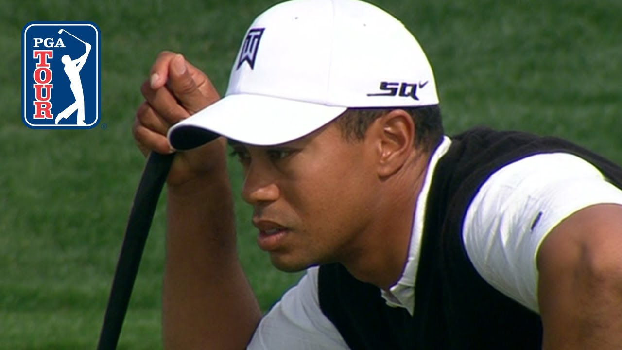 Tiger Woods vs. J.B. Holmes: 2008 WGC – Dell Match Play Highlights