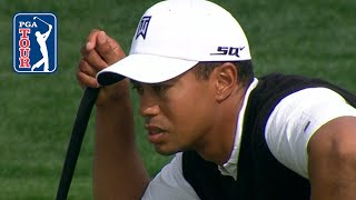 Tiger Woods vs. J.B. Holmes: 2008 WGC - Dell Match Play Highlights