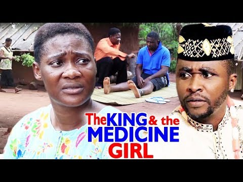 Download The King & The Medicine Girl Season 1&2 - Mercy Johnson 2019 Latest Nigerian Nollywood Movie