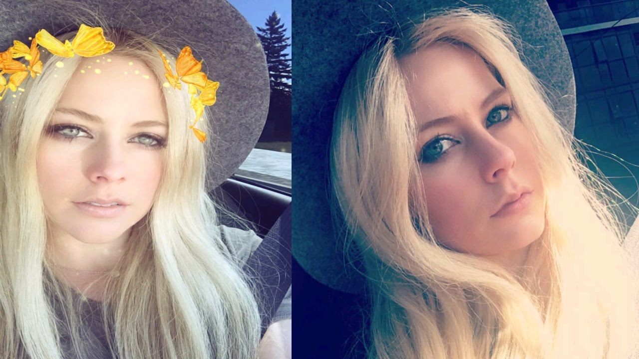 Snapchat Avril naked (27 images), Topless