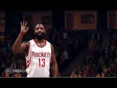 NBA Live 18 Gameplay (online With Friends)