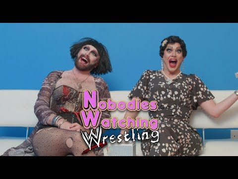 Nobodies Watching Wrestling Ep 4: Drag Queens Review WWE Great Balls Of Fire(2017)