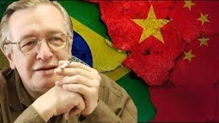 Olavo de Carvalho sobre o comércio com a China, dinheirismo brasileiro, e luta ideológica