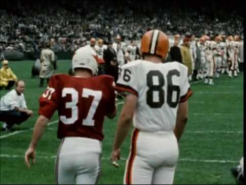 1966 Cardinals at Browns Game 3