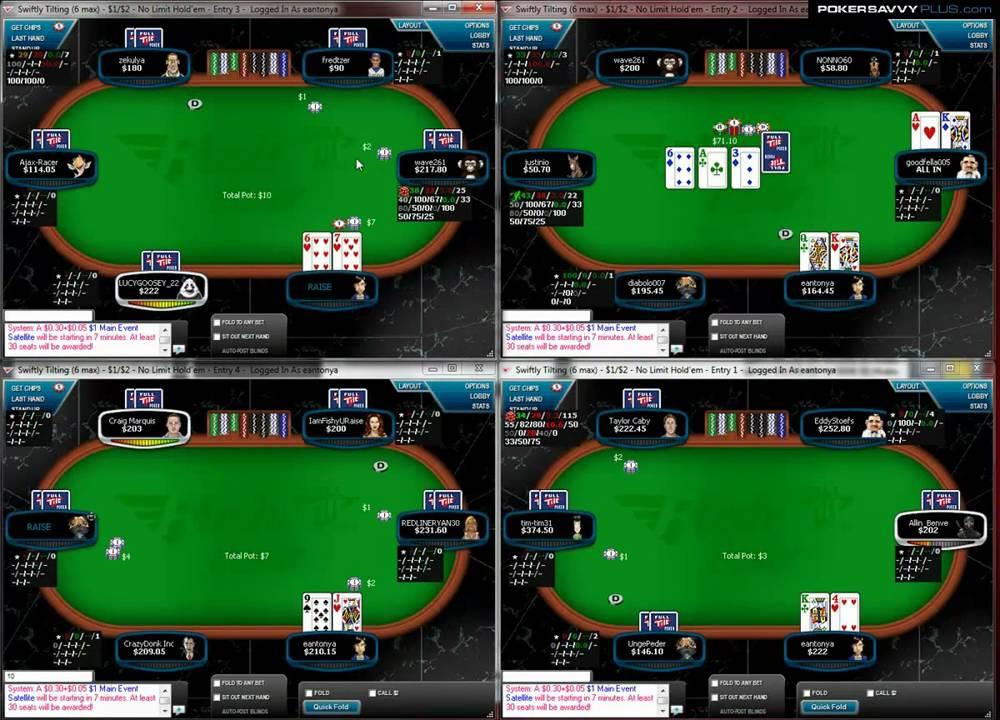 Rush Poker Strategy