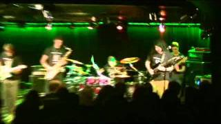 Panzerballett LIVE in Paris -- Some Skunk Funk