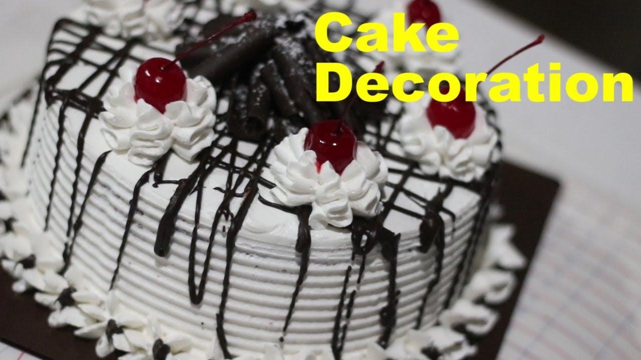 Dekorasi Kue Ulang Tahun Cantik