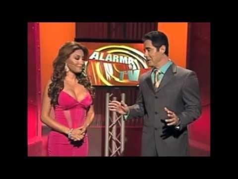Gaby Ramirez en Alarma TV - YouTube
