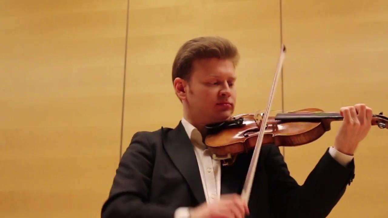 Niccolo Paganini Caprice 1 / Weltklasse