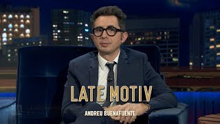 "LATE MOTIV - Berto Romero. ""Welcome back to Villapaja"" 