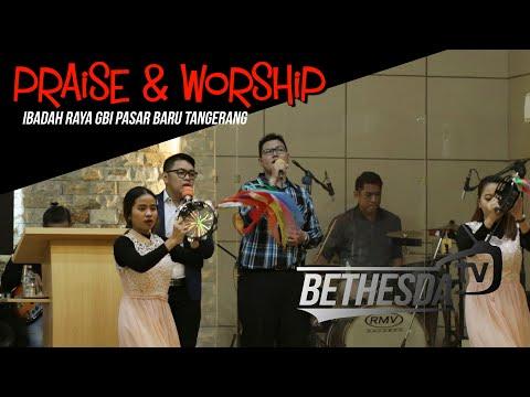 Imanuel + Kupercaya - Medley (Highlight Worship Ibadah Raya 2 Minggu 21 Juli 2019)