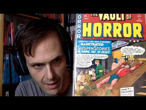 Comic Book Halloween/Horror Comics (and Video Games!)  Tag!!