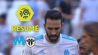 Olympique de Marseille - Angers SCO (1-1)  - Résumé - (OM - SCO) / 2017-18
