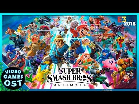 Super Smash Bros Ultimate - Theme - E3 2018 Soundtrack