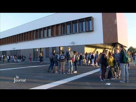 Le collège Charles-Milcendeau ouvre ses portes à Challans
