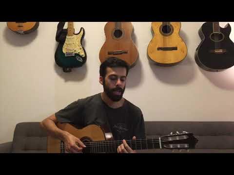 Pé de Pitanga (Matheus Baraçal) [ voz e violão ]