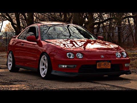 David's 2001 Acura Integra