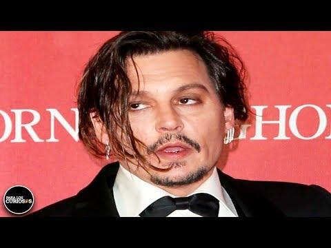 Así Es Como Johnny Depp Perdió Su Fortuna 👎🏻🤑💰