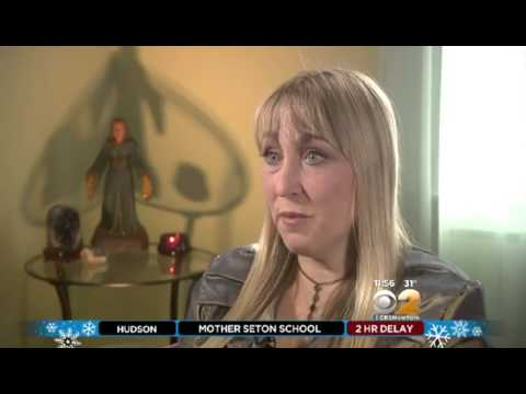Clairvoyant Practitioners - CBS News Tori Quisling