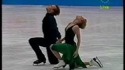 Susanna Rahkamo & Petri Kokko FIN - 1993 World Championships FD