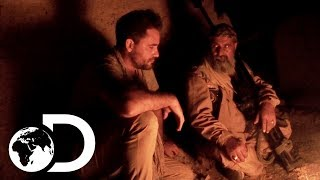 Levison Wood Interviews Iraqi Sniper With 343 Confirmed Isis Kills   Arabia With Levison Wood