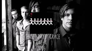 Three Days Grace One X Full Album Bonus Tracks
