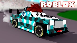 ROBLOX-AUTHENTIC TURNED a CAR!! (Cars 3 Roblox)