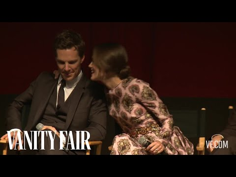 Thumbnail: Benedict Cumberbatch's Co-Stars Tease Him About His Rabid Fans
