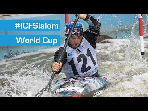 REPLAY : C1M & C1W & K1M Finals Slalom | Liptovsky 2015