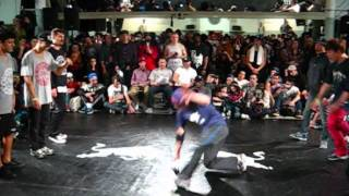 FLUIDO JAM 6 Jinjo Crew(KOR) vs Natural Force(Italy)!