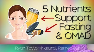 5 Important Supplements For Intermittent Fasting or Eating One Meal A Day (OMAD)