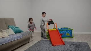 видео На прокат В каталоге новые детские ходунки