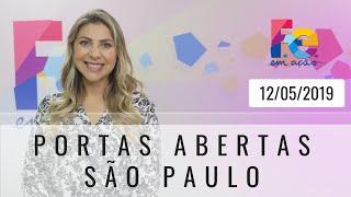 Portas Abertas impacta comunidade de São Paulo