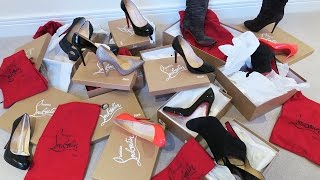 One of Sophie Shohet | Fashion Beauty Lifestyle's most viewed videos: HAUL | Christian Louboutin Collection - So Kate, Fifi, Bianca, Decollete, Lady Peep