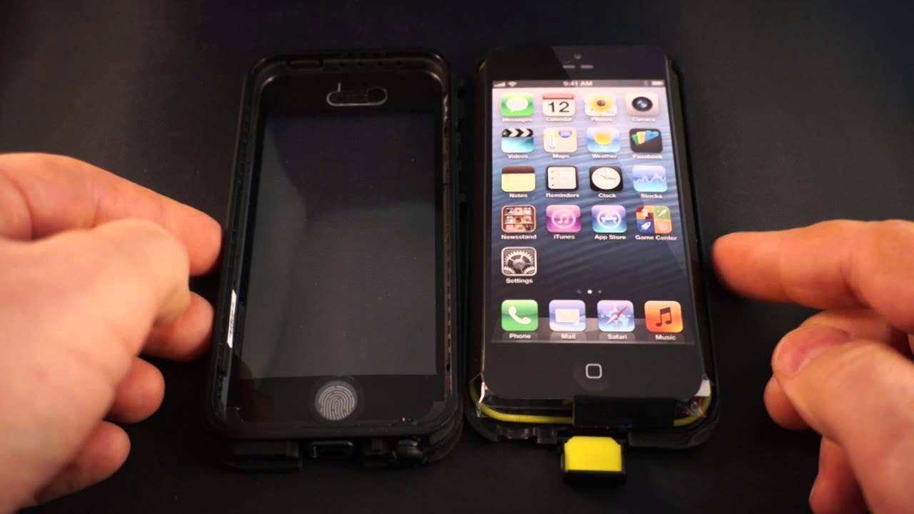 Lifeproof Iphone 5s Case: LifeProof IPhone 5s Frē Case Video Review