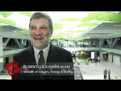 Executive Focus: Roberto Kreimerman, Minister of Industry, Energy & Mining, Uruguay