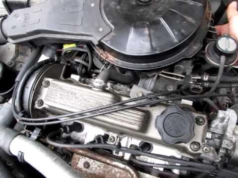 Suzuki Cultus 1L 3 cyl Idle - YouTube