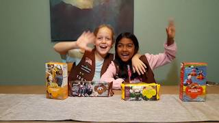 Girl Scout Cookies: Old Favorites and New Favorites