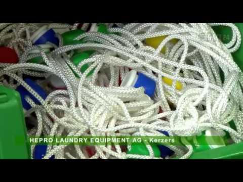 Hepro laundry equipment ag wäscherei waschmaschinen