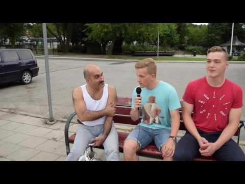 Obekväma Intervjuer - I Södertälje
