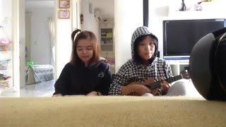 Shinning Friend cover ukulele XiuenMi