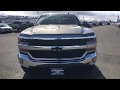 2017 Chevrolet Silverado 1500 Carson City, Reno, Yerington, Northern Nevada, Elko, NV 17-0718