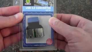 Lian Li USB 3.0 20 pin adapter